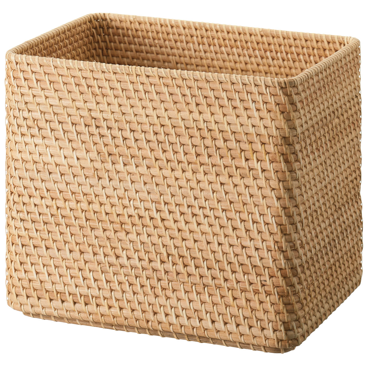 Eco-Friendly Feature rattan storage basket,sundry storage